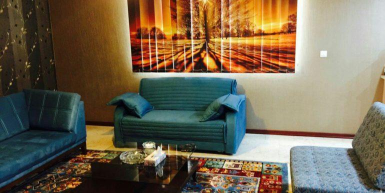 اجاره روزانه آپارتمان مبله تهران